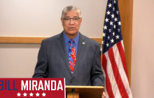 SCV Chamber of Commerce: 10th Annual Salute to Patriots, Bill Miranda