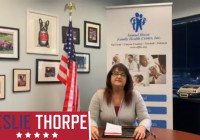 SCV Chamber of Commerce: 10th Annual Salute to Patriots, Leslie Thorpe