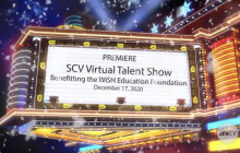 SCV Virtual Talent Show – Holiday Edition 2020