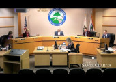 Santa Clarita City Council Meeting from Tuesday, January 26th, 2021