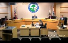 Santa Clarita City Council Meeting from Tuesday, January 26th, 2021