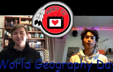 Hart TV, 1-27-21 | World Geography Day