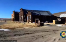 A Day in the Life of a Kid at Bodie State Historic Park!