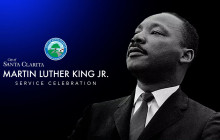 Martin Luther King Jr. Day Service Celebration