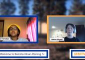 Miner Morning TV Remote Show, 1-15-2021