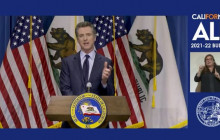 Governor Gavin Newsom Releases Revised 2021-22 State Budget