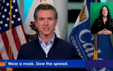 Gov. Gavin Newsom COVID-19 Update 01/11/2021