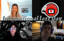 Hart TV, 2-18-21 | International Jazz Day