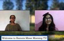 Miner Morning TV, 2-16-21