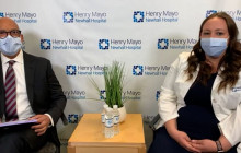 Henry Mayo Newhall Hospital Hosts a Q&A 2/3/2021