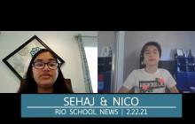 RioTV | February 22nd, 2021