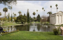 2021 Newhallywood Silent Film Festival: Hollywood Forever Cemetery Tour
