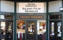 2021 Newhallywood Silent Film Festival: Niles Essanay Silent Film Museum