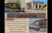 Culture Club SCAA Gallery 2021