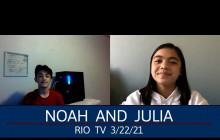 RioTV | March 22nd 2021