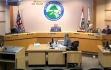 Santa Clarita City Council Meeting from Tuesday, April 13, 2021