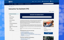 IRS – Help For Taxpayers