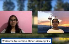 Miner Morning Television, 4-16-21