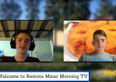 Miner Morning Television, 4-21-21