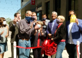 Laemmle Newhall Ribbon Cutting Ceremony | April 12, 2021