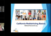 SCV Chamber of Commerce: CA Redistricting Basics Webinar – Find out how to get involved