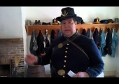 Civil War in California? at Fort Tejon and Angel Island State Parks!