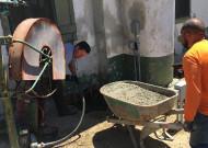 Santa Clarita Concrete Donates Rancho Camulos Museum Repair Job