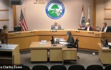 Santa Clarita City Council Meeting from Tuesday, May 25, 2021