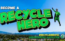 Recycle Heroes – Green Santa Clarita