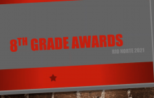 Eighth Grade Awards – Rio Norte Class of 2021 | PLATINUM EDITION