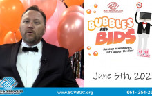"Santa Clarita Valley Boys & Girls Club –  2021 Auction ""Bubbles and Bids"""