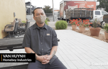 Van Huynh | Homeboy Industries Vaccine PSA