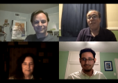 Concept to Stage – Playwright Panel | Virtual New Heights