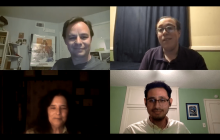 Concept to Stage – Playwright Panel   Virtual New Heights