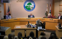 Santa Clarita City Council Meeting from Tuesday, August 24, 2021