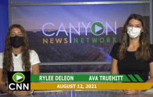 Canyon News Network | August 12th, 2021