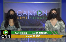 Canyon News Network | August 20th, 2021