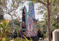 Memorial Obelisks at Central Park