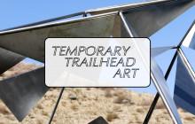 Finding Art: Steel Breeze at Plum Canyon Park