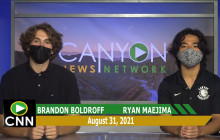 Canyon News Network   August 31st, 2021