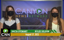 Canyon News Network   August 17th, 2021