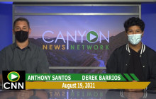 Canyon News Network   August 19th, 2021
