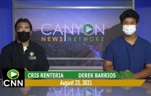 Canyon News Network | August 23rd, 2021