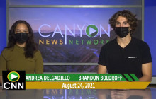 Canyon News Network | August 24th, 2021
