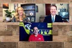 SCVTV's Community Corner: Placerita Video Teacher & STN President