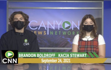 Canyon News Network | September 24th, 2021
