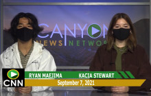 Canyon News Network | September 7th, 2021