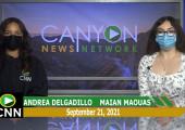 Canyon News Network | September 21st, 2021