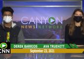 Canyon News Network | September 23rd, 2021