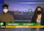 Canyon News Network | September 16th, 2021